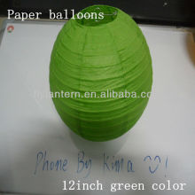2015 wholesale Chinese round paper ballons for wedding