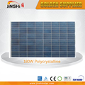 solar photovoltaic manufacture energy panel 180w