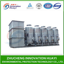 air flotation and filtration assemble machine