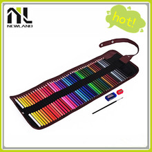 Color pencils with Roll UP Canvas Bag for sale