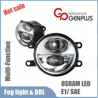 Hot Sale 90mm auto LED DRL/Fog light/ day light IP69