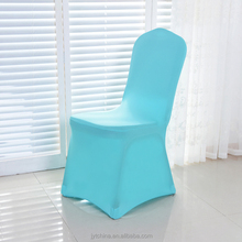 plain dyed made in China lime green spandex wedding chair covers wrinkle free chair cover