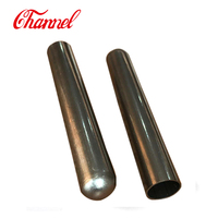 5mm 4mm 3mm 2mm end closed stainless steel tube