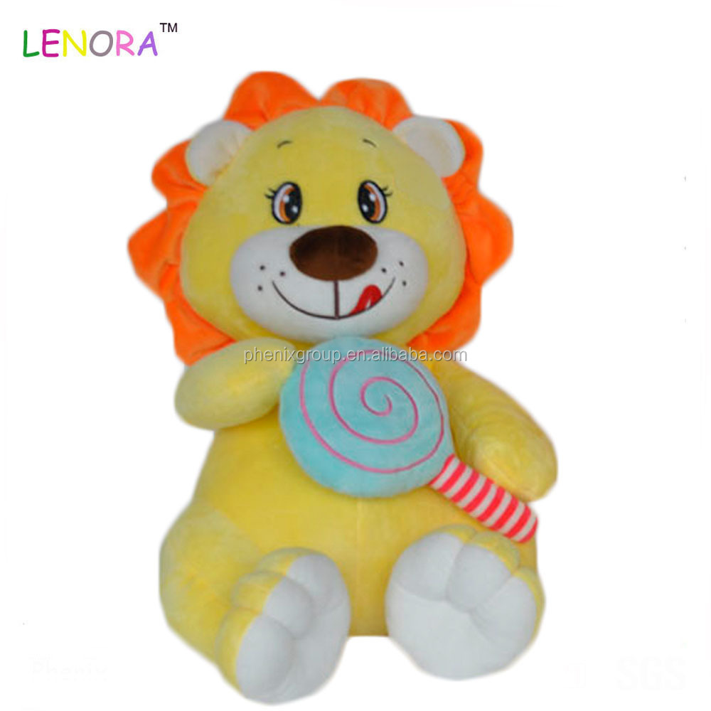 Latest product top sale soft stuffed plush animal toys for promotion