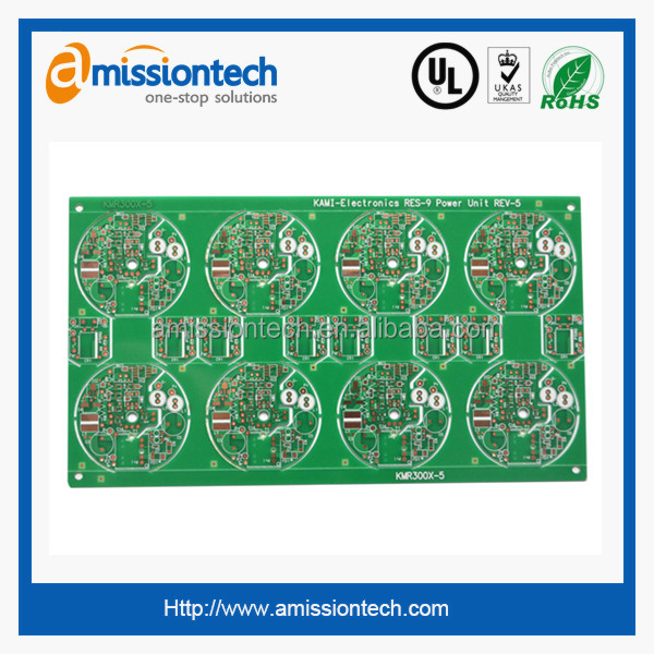 electronic 1.6mm PCB circuit boards fabricate in shenzhen