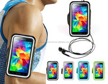 Case Cover Gym Running Jogging Sports Armband for Samsung Galaxy S5 I9600