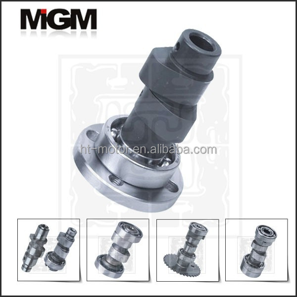 OEM Quality racing camshaft for motorcycles/BAJAJ camshaft