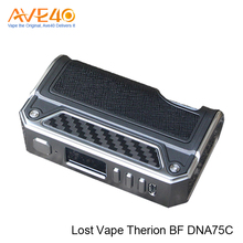 Top selling products 2017 Lost Vape Therion BF DNA75C MOD In Stock DNA75