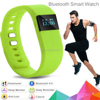2016 Fitness Activity Tracker Bluetooth 4.0 Waterproof Smart Sport Wristband Pedometer tw64 smart bracelet