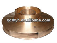 BRASS IMPELLER OF PUMP PARTS