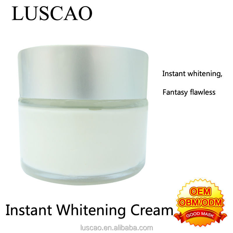instant whitening cream for face and neck 2014 hot sell products