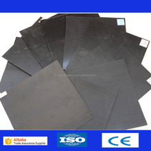 High density polyethylene HDPE smooth geomembrane for landfills