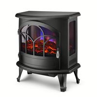 Imported Materials Hot Sale 3 sided electric fireplace