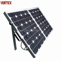 Factory Supply 180W Folding JinkoSolar Distribution Panel Solar System In Karachi With Low Price Power Panel Install Brackets
