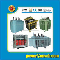 11/0.4KV 3 phase S9 Dyn5 oil immersed 630 kva transformer electrical distribution transformer