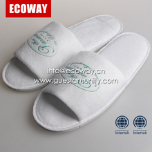 disposable man open toe slipper indoor for bedroom