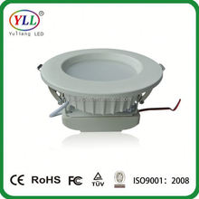 led outdoor wall light 12w 90mm cutout size dimmable led downlight downlight 110v