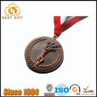 professional oem custom sports awards sports medal supplier