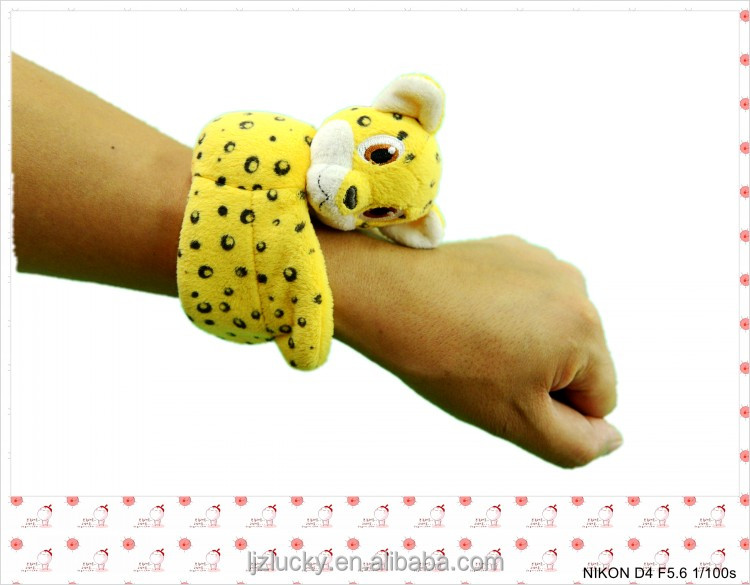 Cute Wrist toy animals safe material popular baby products