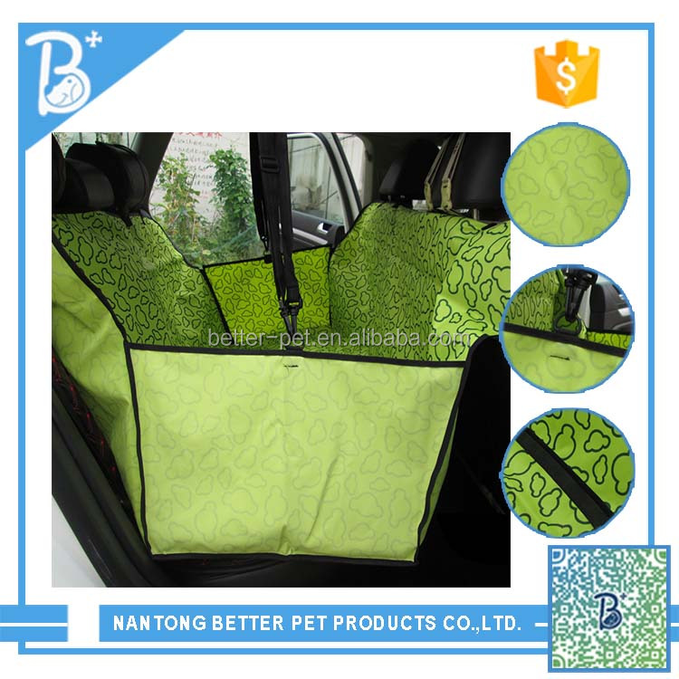 waterproof Pet Car Seat Cover for Dog