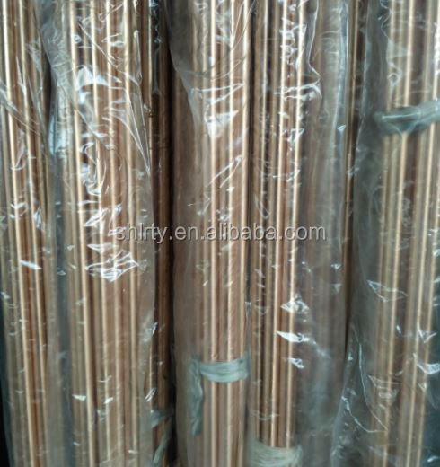 Bronze rod C52100 phosphor bronze bar CuSn8 hight tin bronze rod