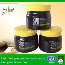 Natural Lavender Energy Hair Mask Of Hair Spa Products 24k Gold Hair Mask
