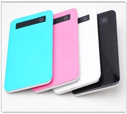 Manufactory wholesale new design power bank mobile power with cheap price