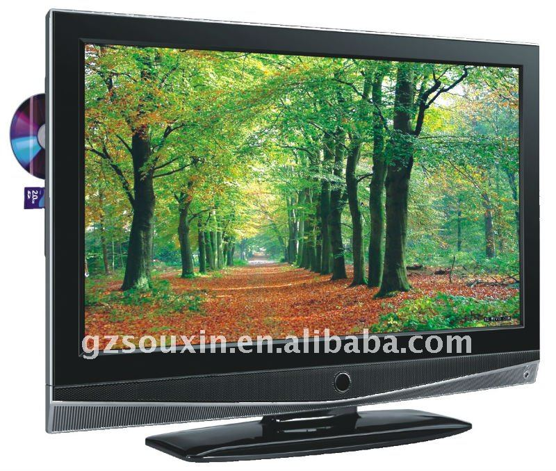Mini LCD TV with USB/Card Reader 720P (HD) Display Format