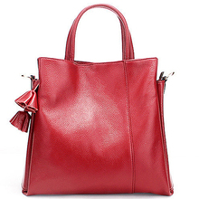 GL739 christmas gifts for women fashional cow genuine leather china handbags