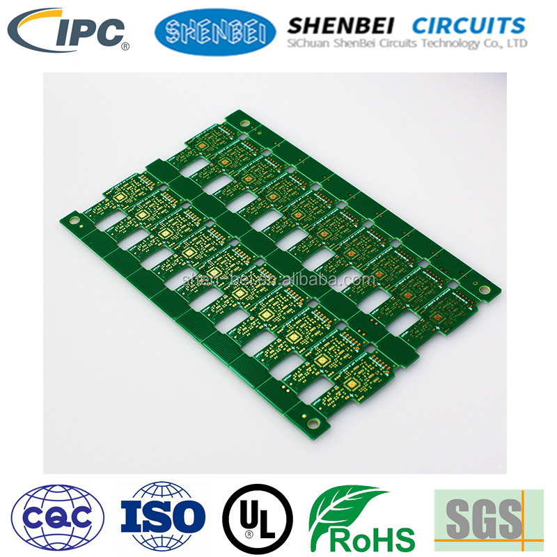 High Precision Multilayer PCB Design Prototype keyboard controller pcb led panel fr4 94vo pcb circuit boards