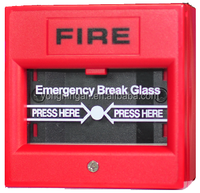 Hot Sell Fire Extinguisher Conventional Fire Alarm System Manual Call Point