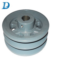 China Supply Stainless Steel V-belt English Wheel Pulley for Sale