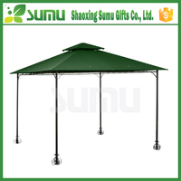 Verious Specification Folding Garden wrought iron gazebo
