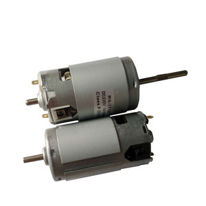Factory direct RS7712 single phase DC motor