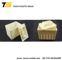 OEM injection mold for plastic bean curd maker tofu