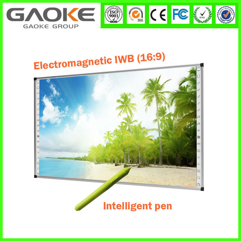 High definition electronic board for teaching electronic message boards for schools