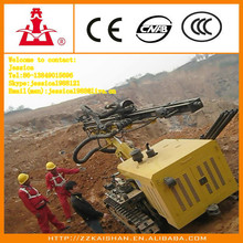 Best Selling gold mining drilling rig/crawler type drilling machine/pneumatic crawler rock drill rig