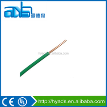single core pvc 1.5mm2 2.5mm2 electrical cable wire