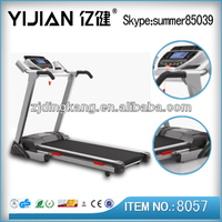 Low noisy motorized treadmill 8057