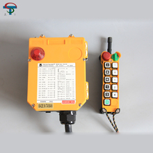 hoist crane truck radio <strong>remote</strong> control system with emergency-stop Telecrane F24-10s