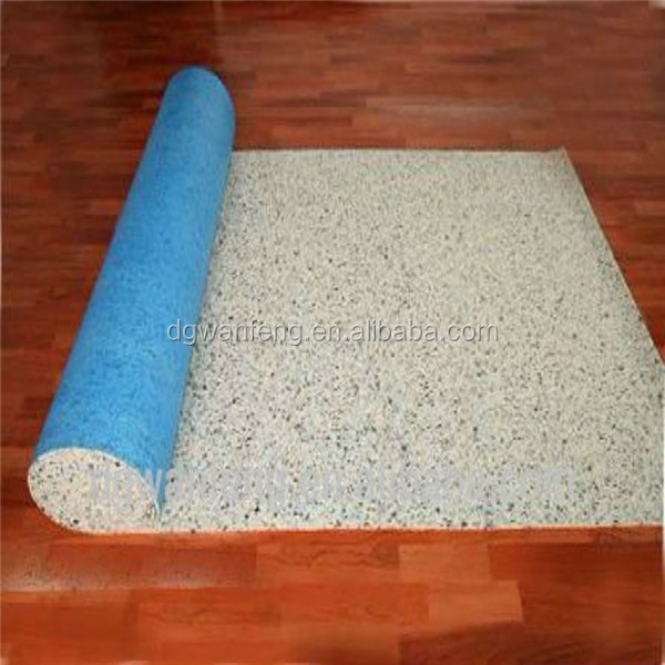 sound proof basketball vinyl flooring underlay