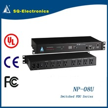 power switch PDU 8U for 19 cabinet