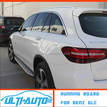 Running board for Benz GLC SUV