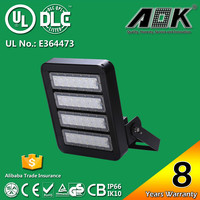 8 Years Warranty IP65 Waterproof TUV LED Flood Lamp Outdoor with Photocell