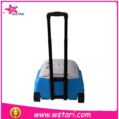 Wholesale promotional new material insulated lunch cooler bag box