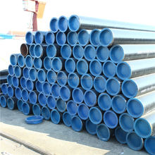 plastic coated steel pipe/pvc coated steel pipe