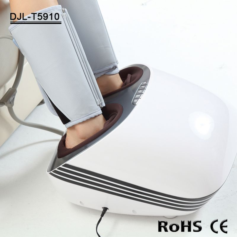 Body Slim Electric Heating Pebble Foot Massage Mat With Oem