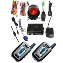 Two Way Type And DC 12V Voltage Tamarack Car Alarm