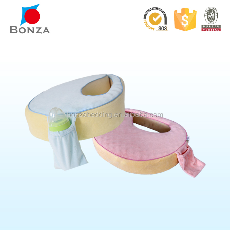 Bonza fashional hospital consumables underpad mother breastfeeding pillow with factory price
