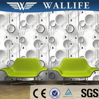 YS10901 interior home decoration 3d wallpaper for kids room